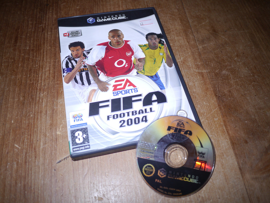 FIFA Football 2004 (GameCube)