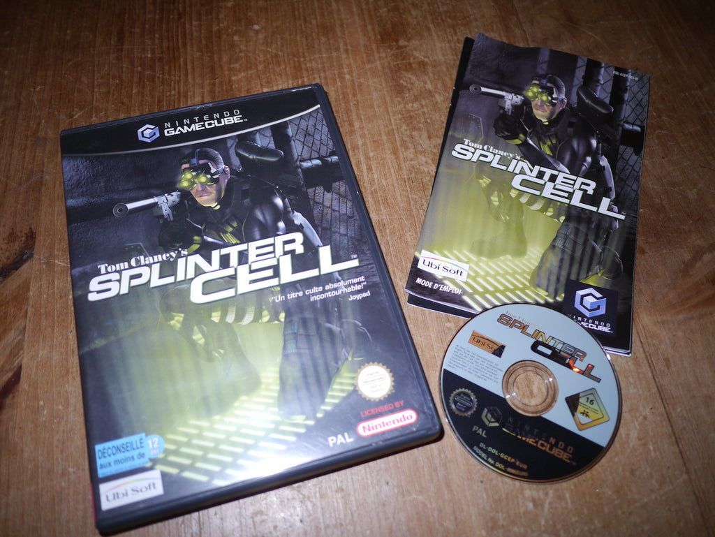 Tom Clancy's Splinter Cell (GameCube)