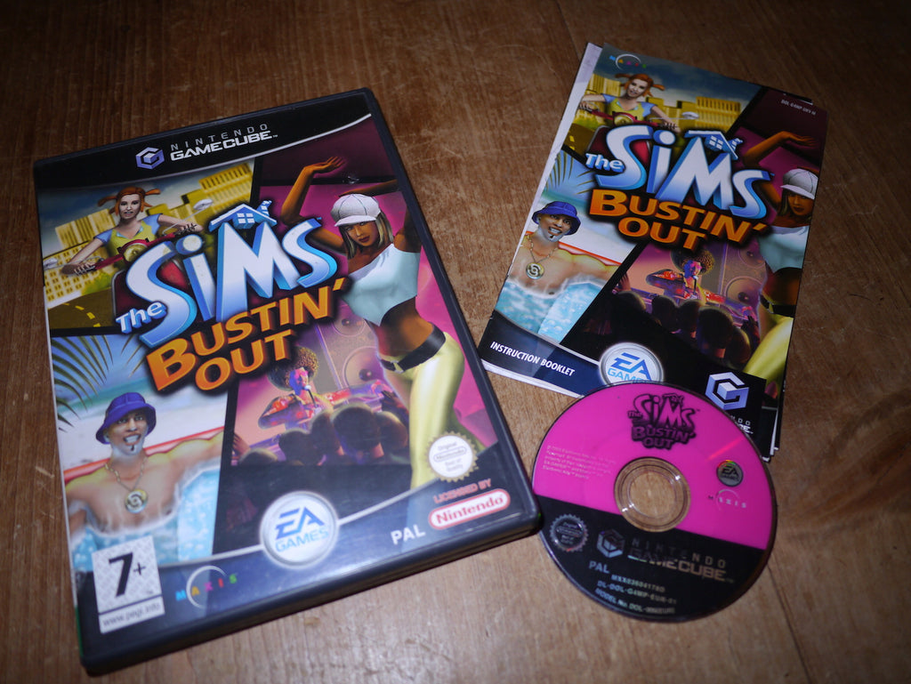 The Sims: Bustin' Out (GameCube)