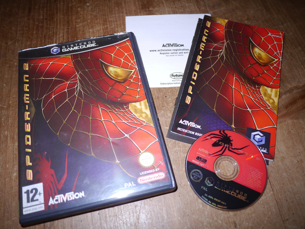 Spider-Man 2 (GameCube)