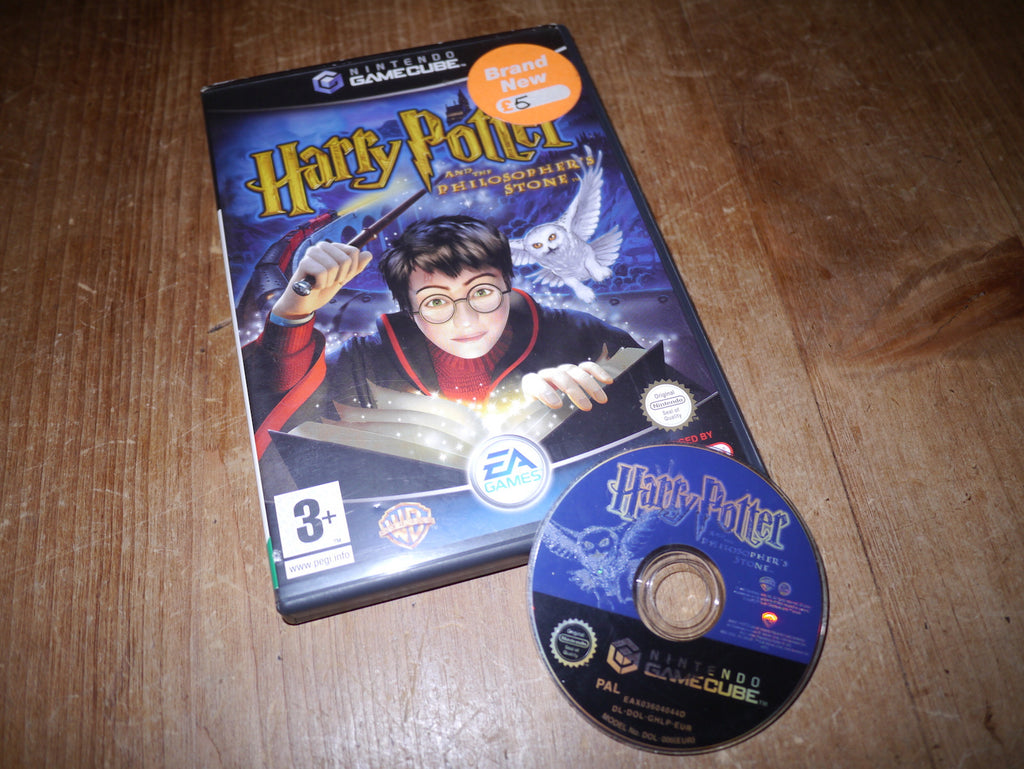 Harry Potter & The Philosopher's Stone (GameCube)