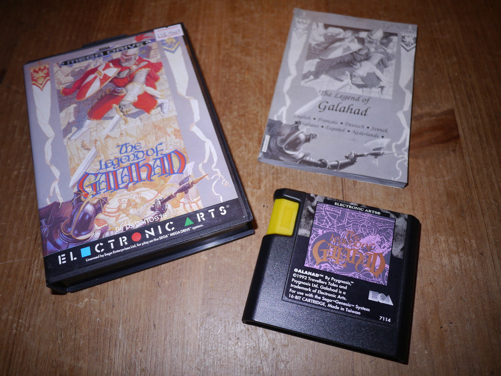 The Legend of Galahad (Mega Drive)