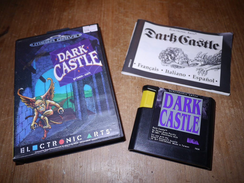 Dark Castle (Mega Drive)