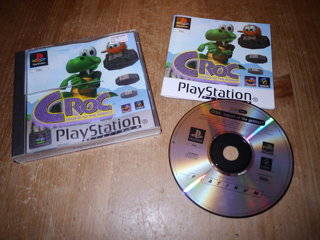 Croc: Legend of the Gobbos (Playstation)