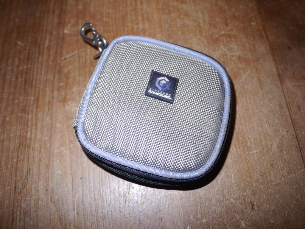 Nintendo GameCube Game/Disc Carry Case/Wallet
