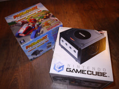 Nintendo GameCube Console (Black) Mario Kart Double Dash Limited Edition Pak with Zelda Bonus Disc