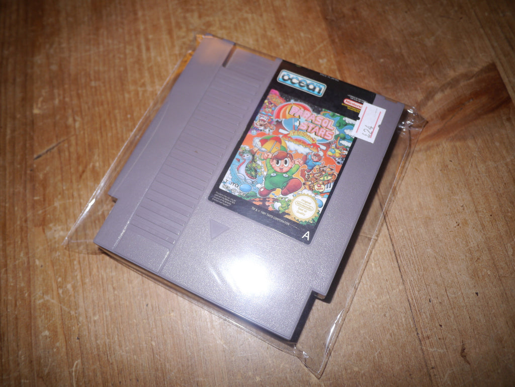 Parasol Stars: Rainbow Islands II (2) (NES)