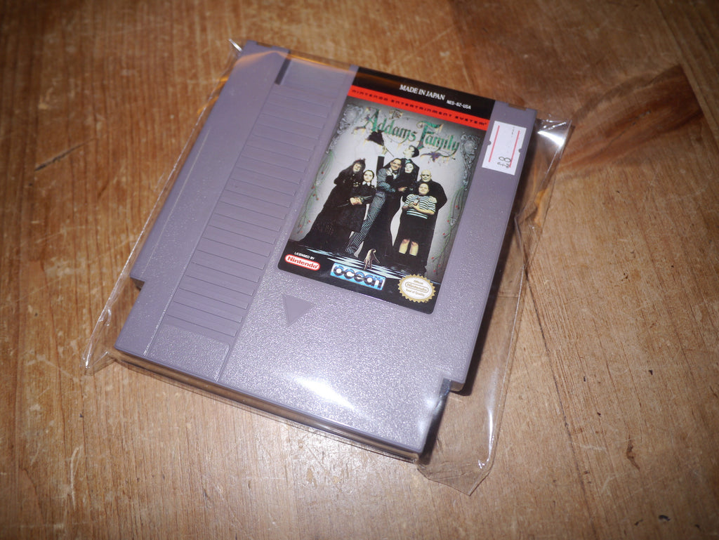 The Addams Family (NTSC NES)