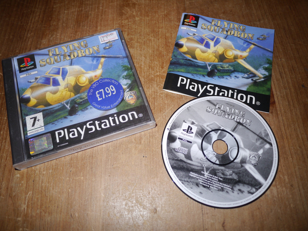Flying Squadron (Playstation)
