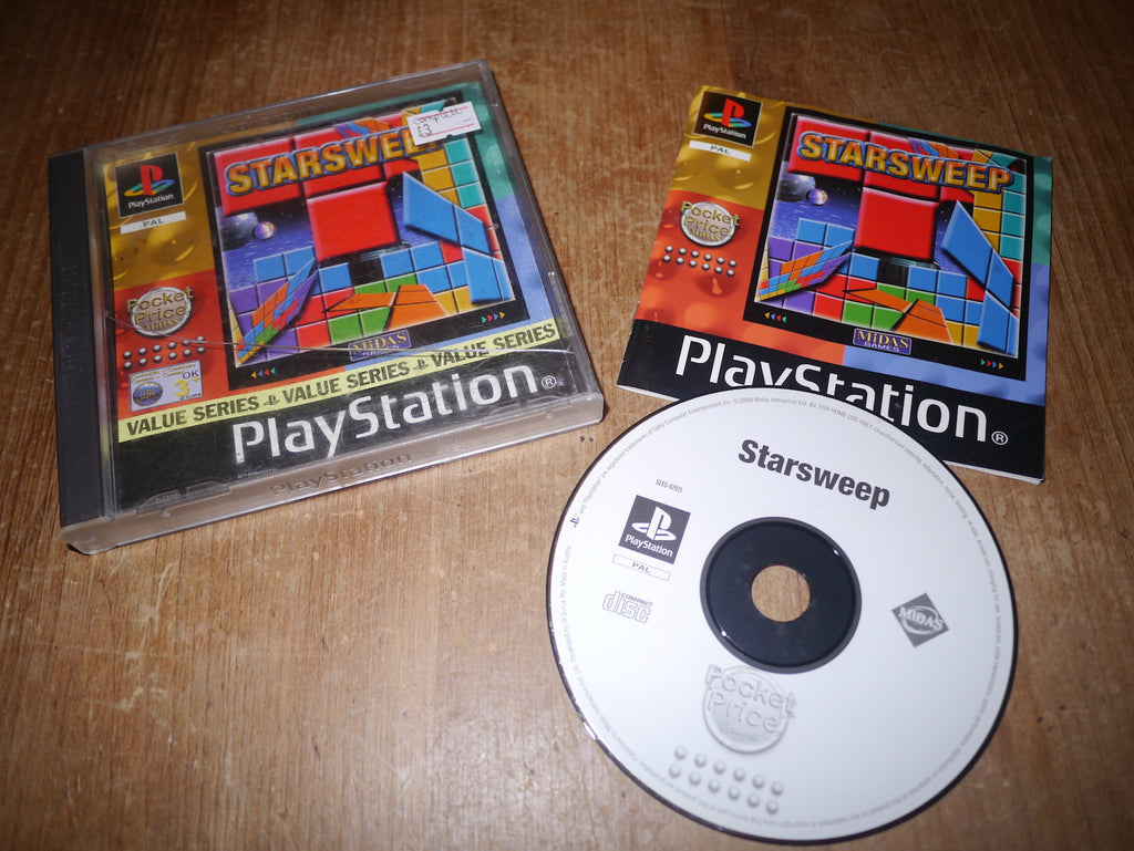 Starsweep (Playstation)