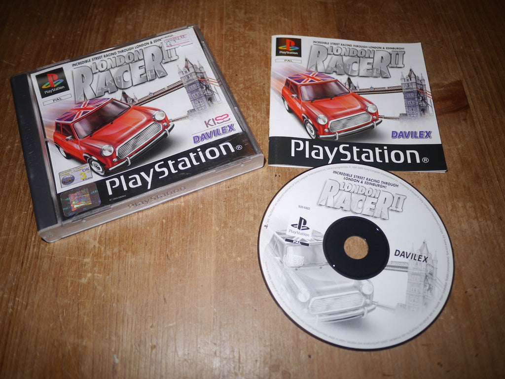 London Racer II (2) (Playstation)
