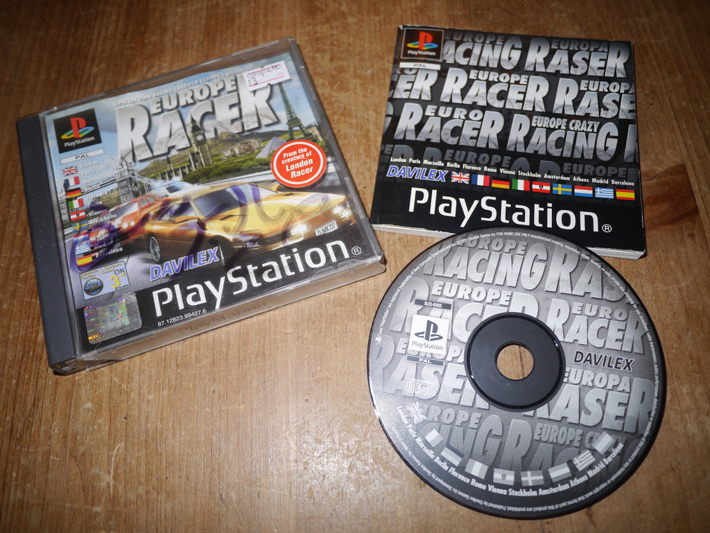 Euro Racer (Playstation)