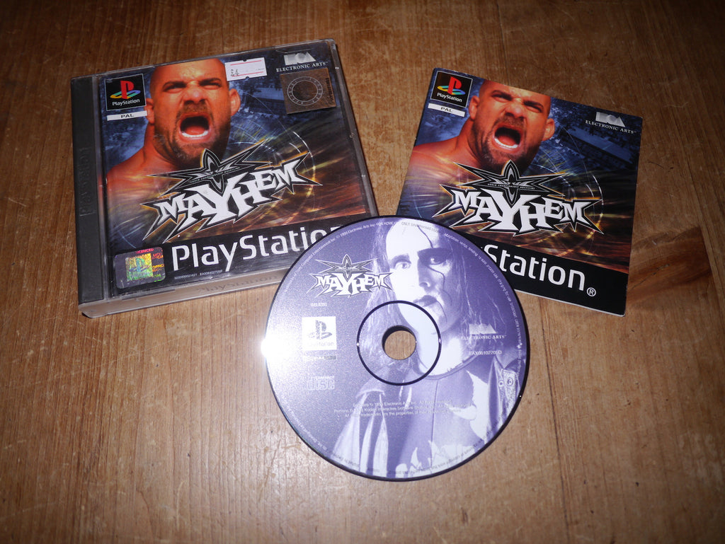 Mayhem (Playstation)