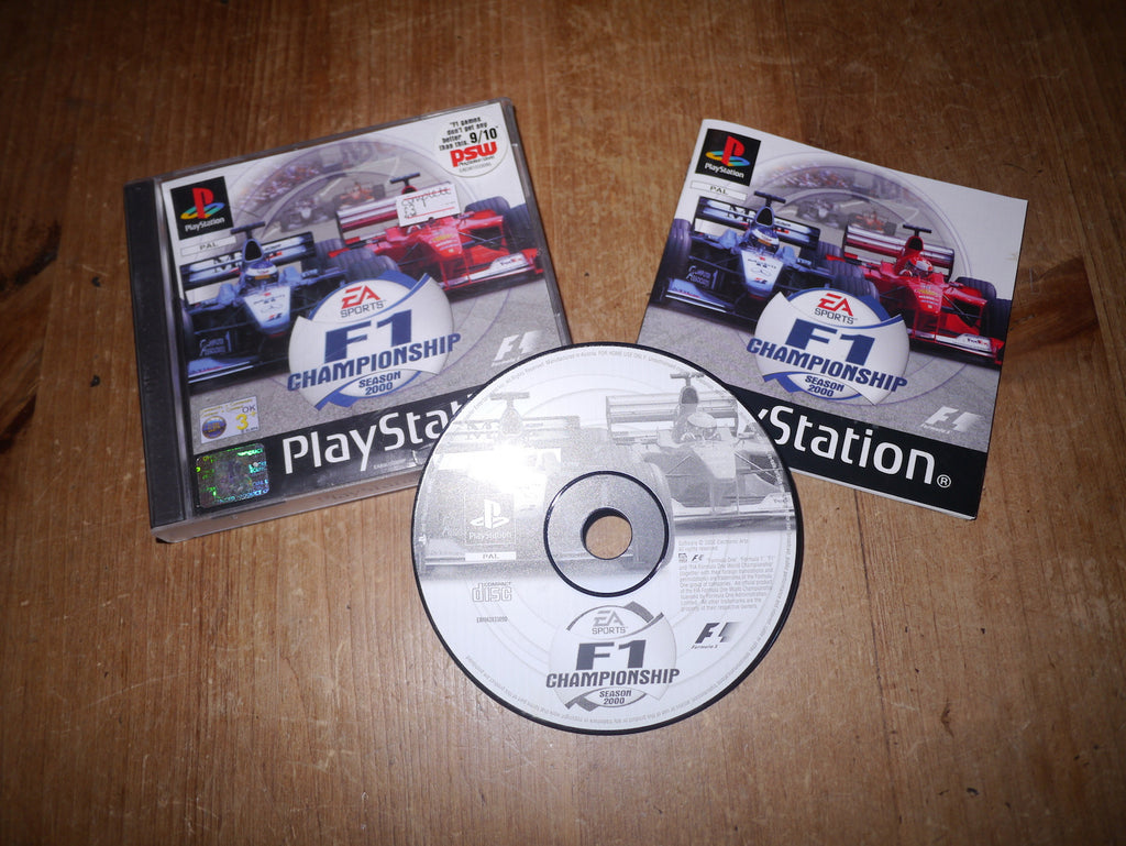 F1 Championship: Season 2000 (Playstation)