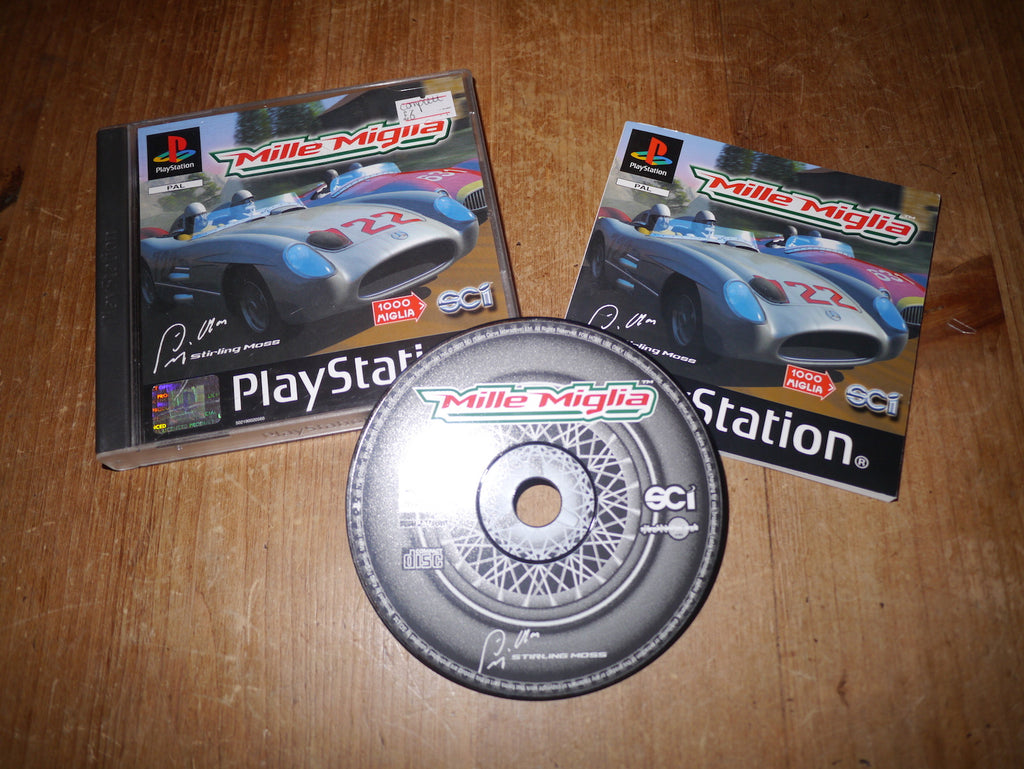 Mille Miglia (Playstation)