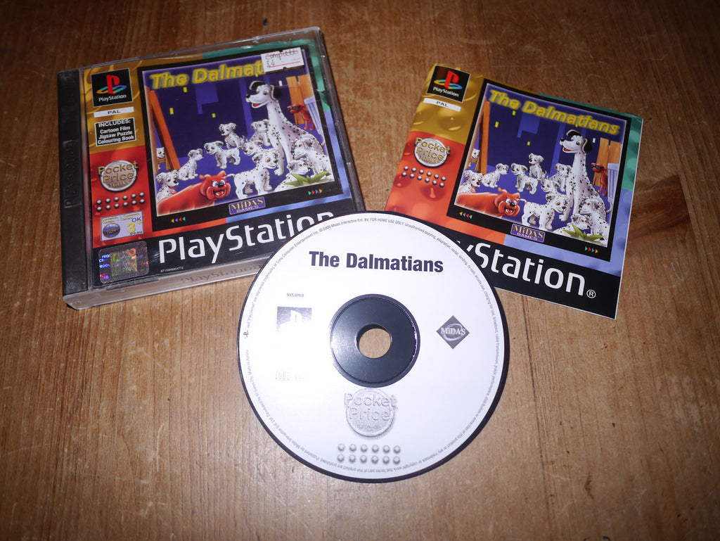 The Dalmatians (Playstation)