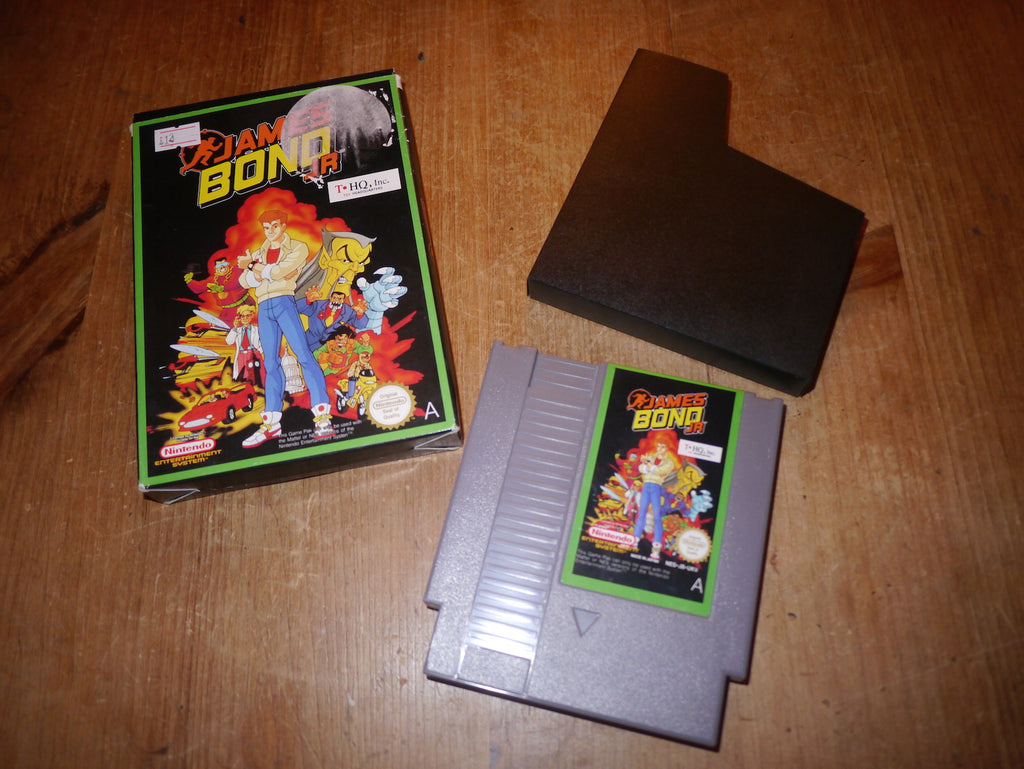 James Bond Jr. (NES)