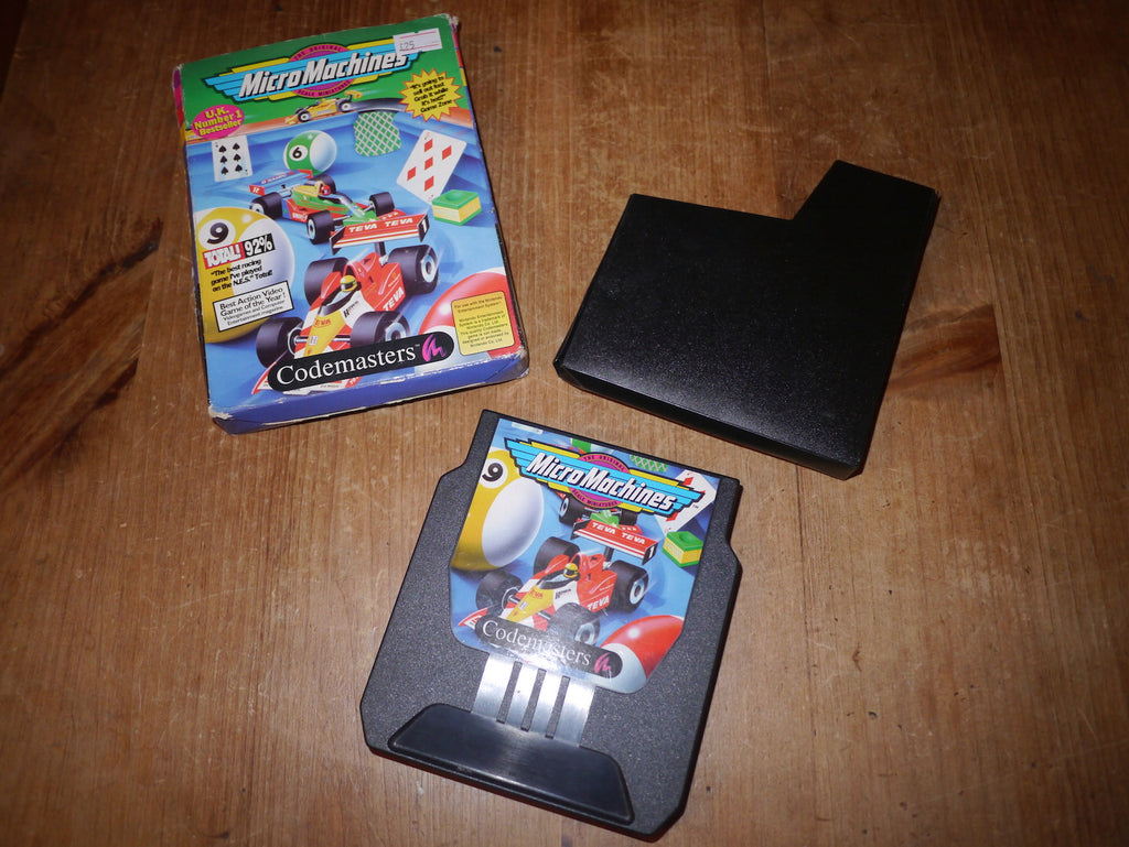Micro Machines (NES)