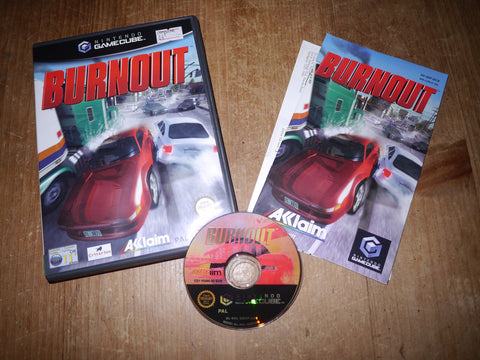 Burnout (GameCube)
