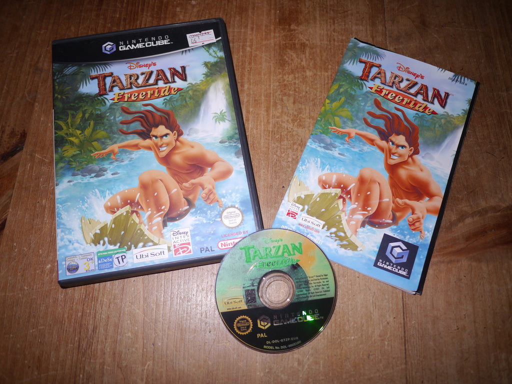 Tarzan Freeride (GameCube)