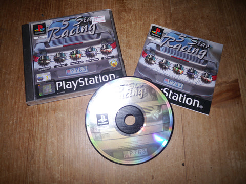 5 Star Racing (Playstation)