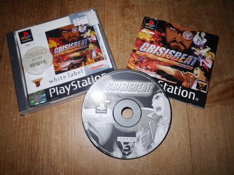 Crisisbeat (Playstation)