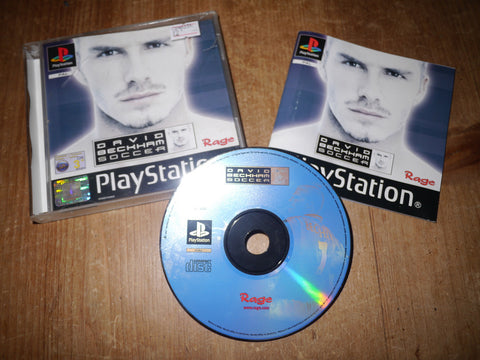 David Beckham Soccer (Playstation)