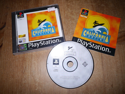 California Surfing (Playstation)