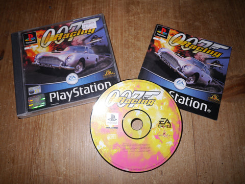 007 Racing (Playstation)