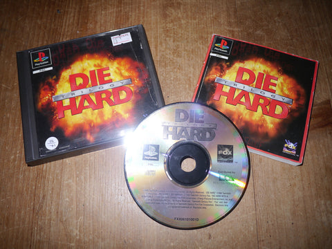 Die Hard Trilogy (Playstation)