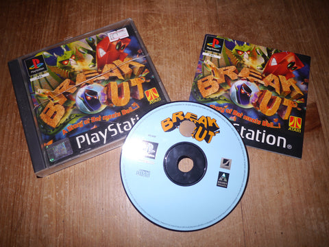 Break-Out (Playstation)