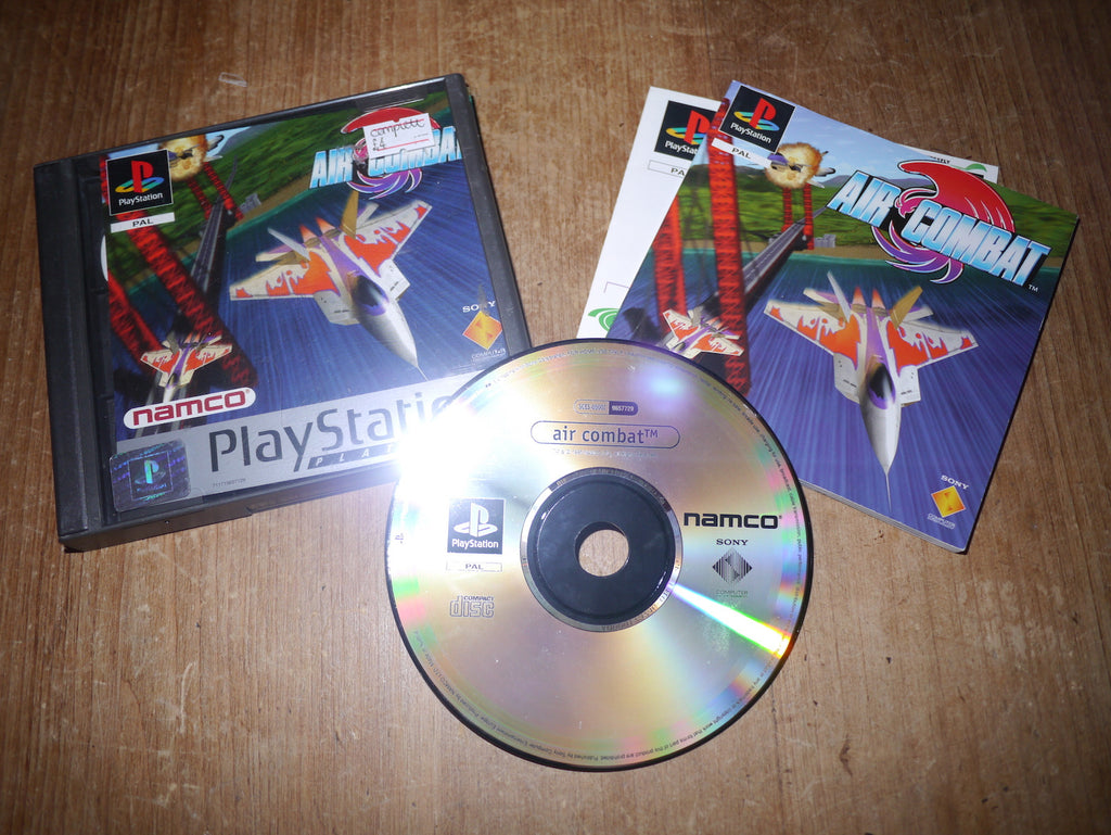 Air Combat (Playstation)