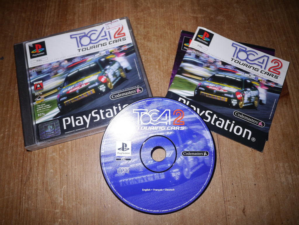 TOCA 2 Touring Cars (Playstation)