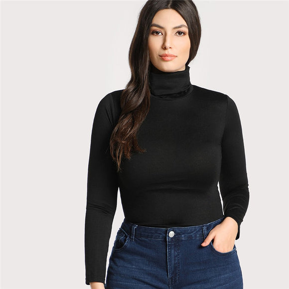 Hallie Turtleneck Top