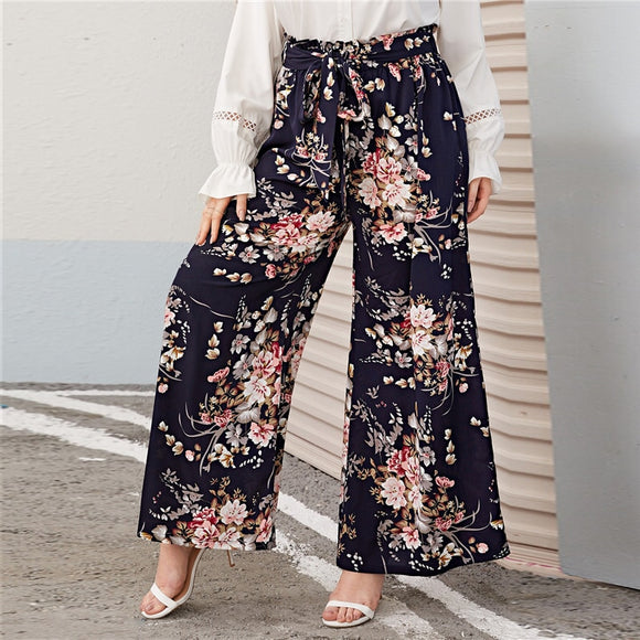 Florence wild Floral Pants