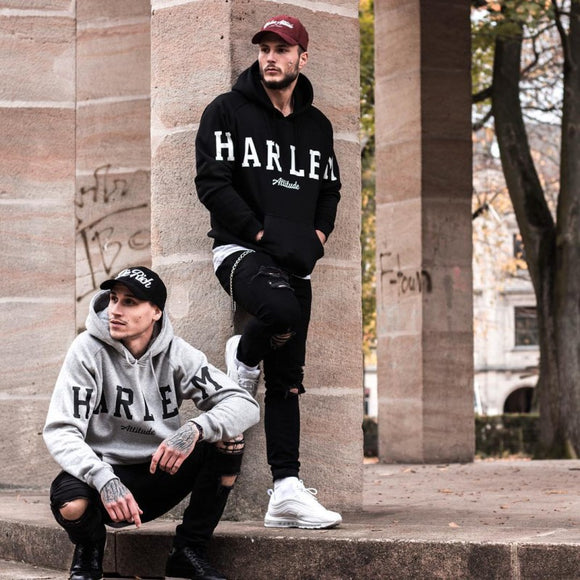 Harlem Hooded Sweatshirt