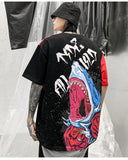 Street Rose Shark T-Shirt