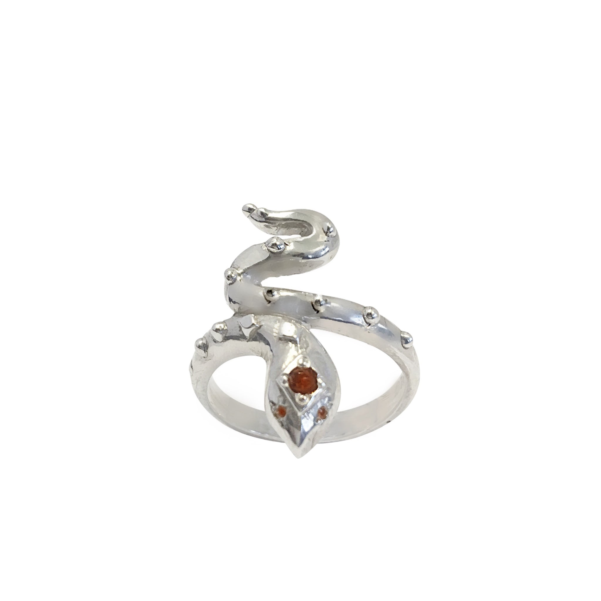 Courageous Serpent Ring