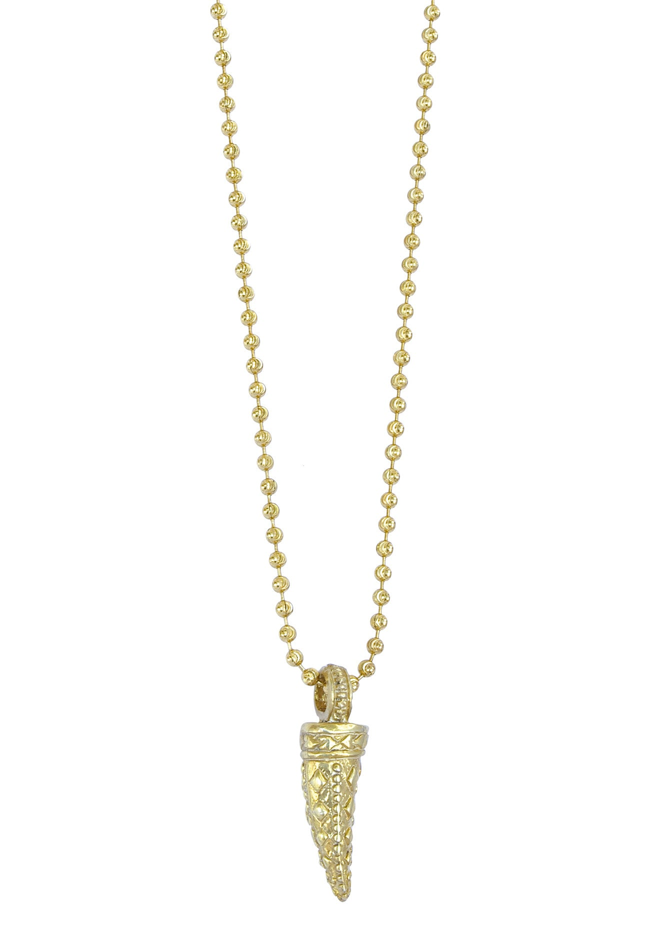 necklace miss snake shop products a sleek chain