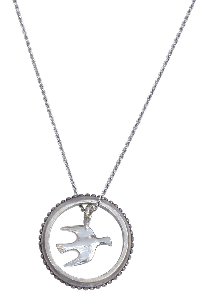 Chase Your Dreams Eyering Necklace