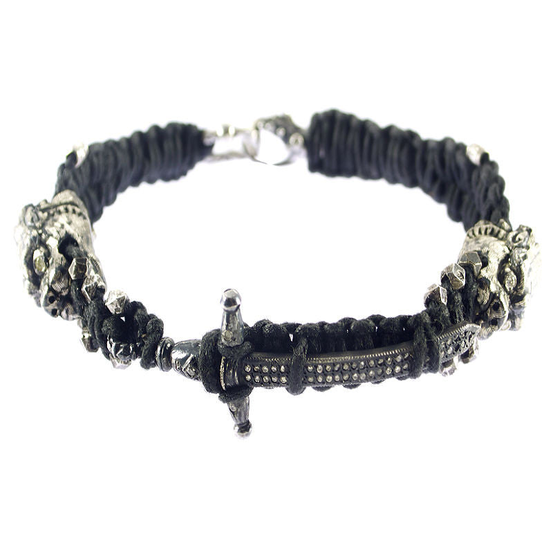 Sword Shield Bracelet