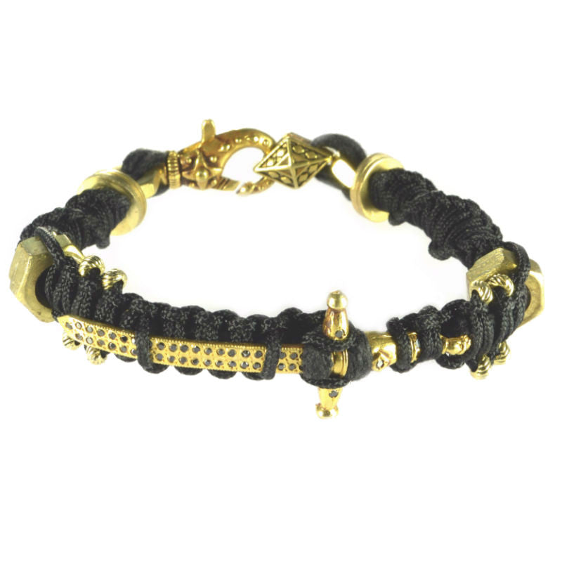 Golden Sword Bracelet
