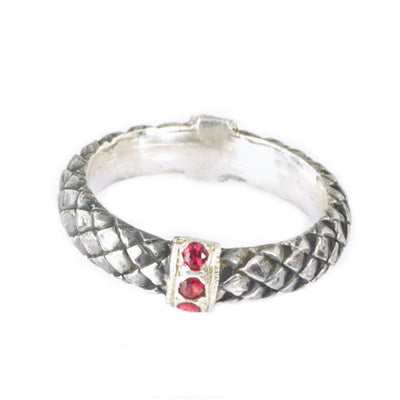 Serpent Skin Women's Ring