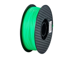 PLA Imprimante 3D Filament, 1.75mm, 1kg Spool, Fluorescent Green