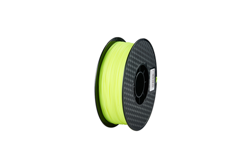 Creality3D PLA Imprimante 3D Filament, 1.75mm, 1kg Spool, Fluorescent Yellow