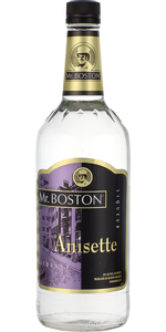 Mr. Boston Anisette Liqueur (1L)