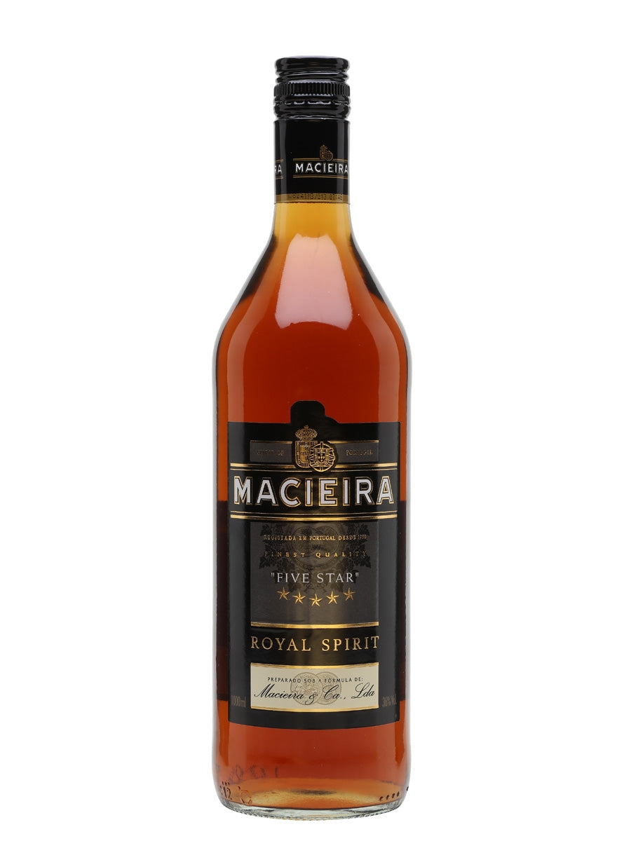 Macieira Five Star Royal Spirit (Brandy-1L)