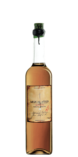 Ilegal Mezcal Añejo (750ml)
