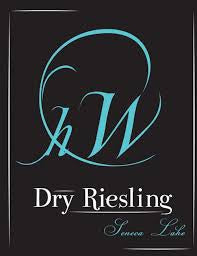 Hector Wine Company Dry Riesling, Finger Lakes 2018