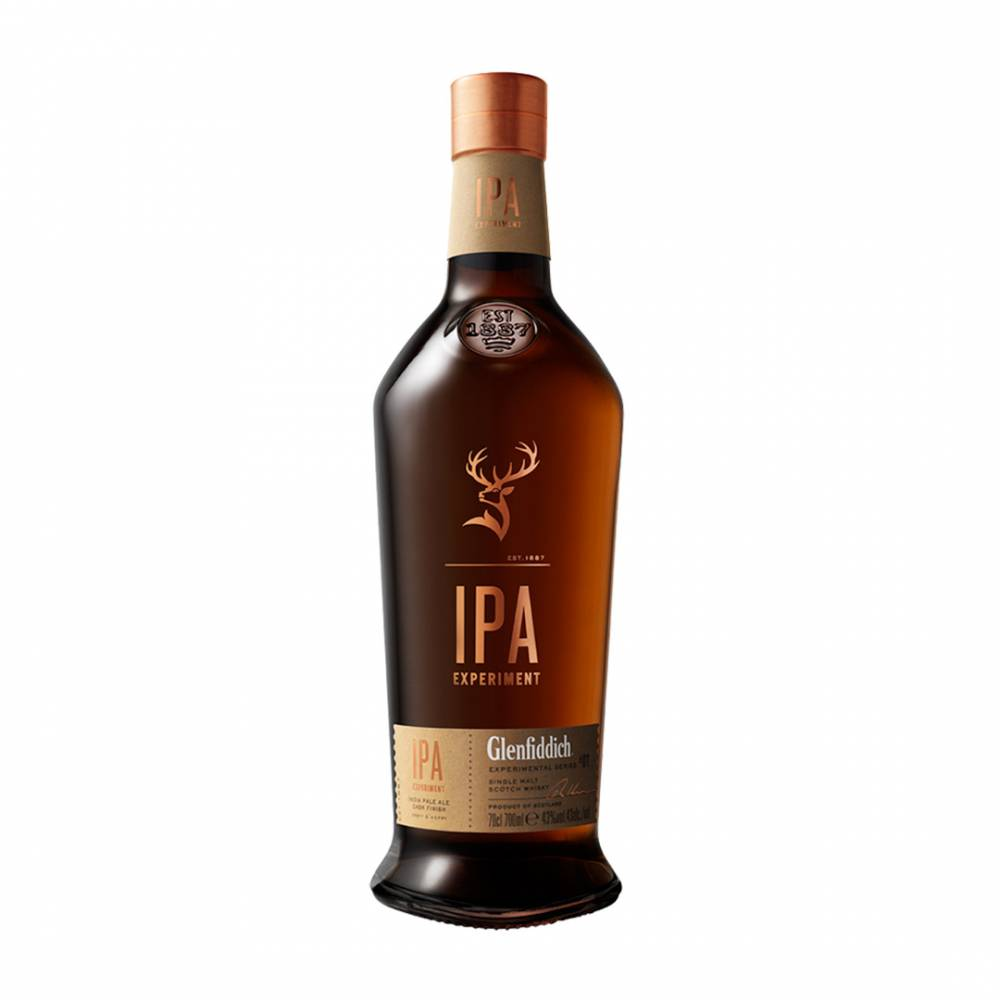 Glenfiddich Single Malt Scotch, India Pale Ale Cask Finish